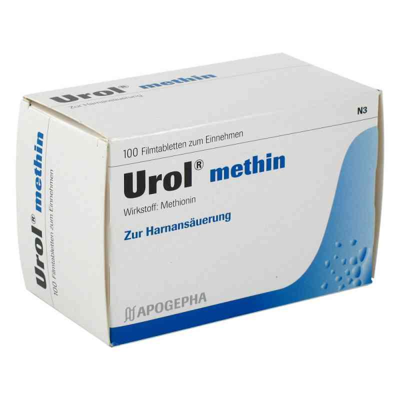 Urol Methin Tabletki powlekane  zamów na apo-discounter.pl