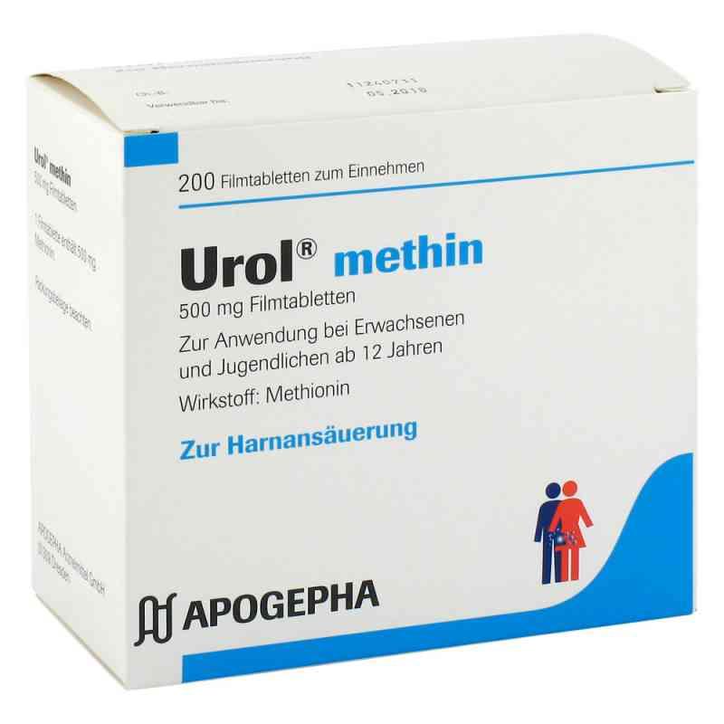 Urol Methin Filmtabl. zamów na apo-discounter.pl
