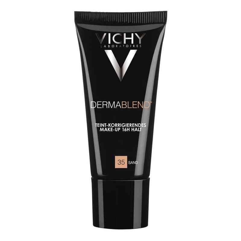 Vichy Dermablend 35 podkład korygujący Sand  zamów na apo-discounter.pl