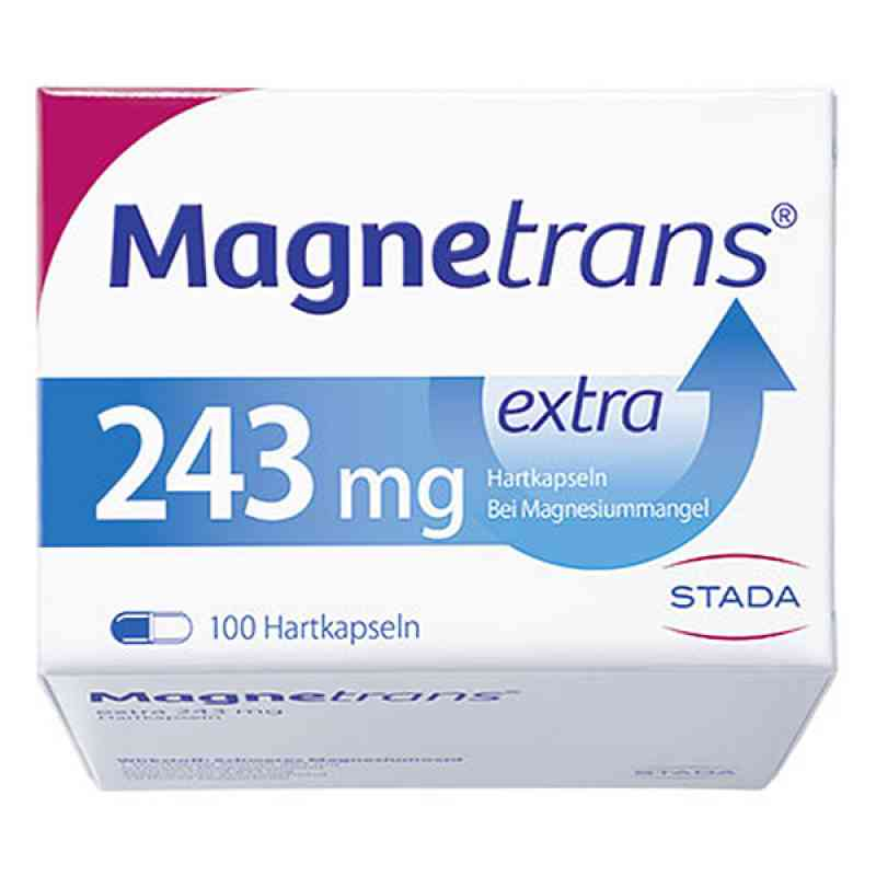 Magnetrans extra 243 mg Kapseln  zamów na apo-discounter.pl