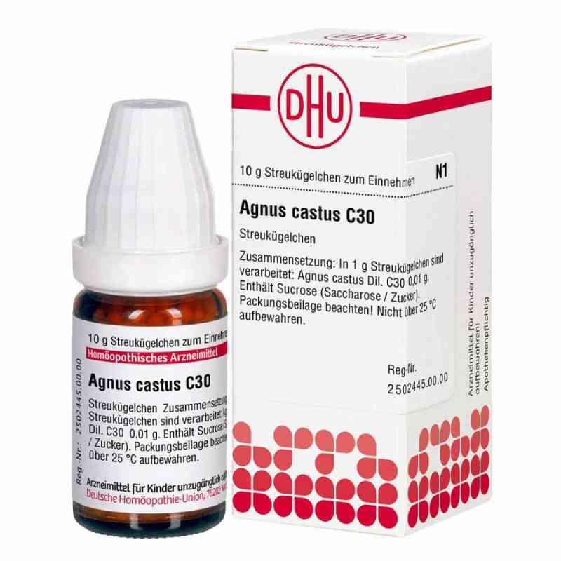Agnus Castus C 30 Globuli  zamów na apo-discounter.pl