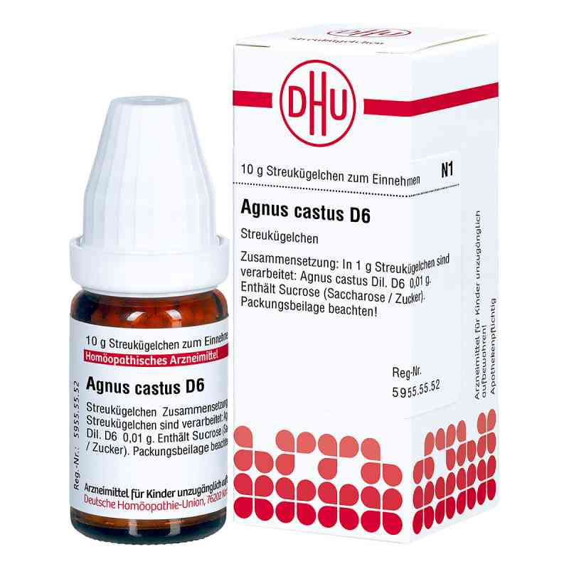 Agnus Castus D 6 Globuli  zamów na apo-discounter.pl