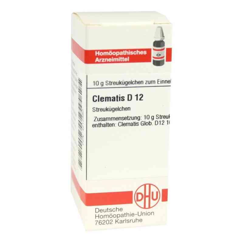 Clematis D 12 Globuli  zamów na apo-discounter.pl