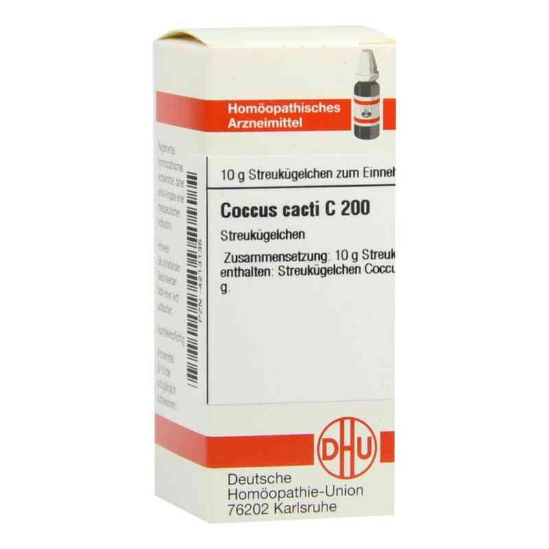 Coccus Cacti C 200 Globuli  zamów na apo-discounter.pl