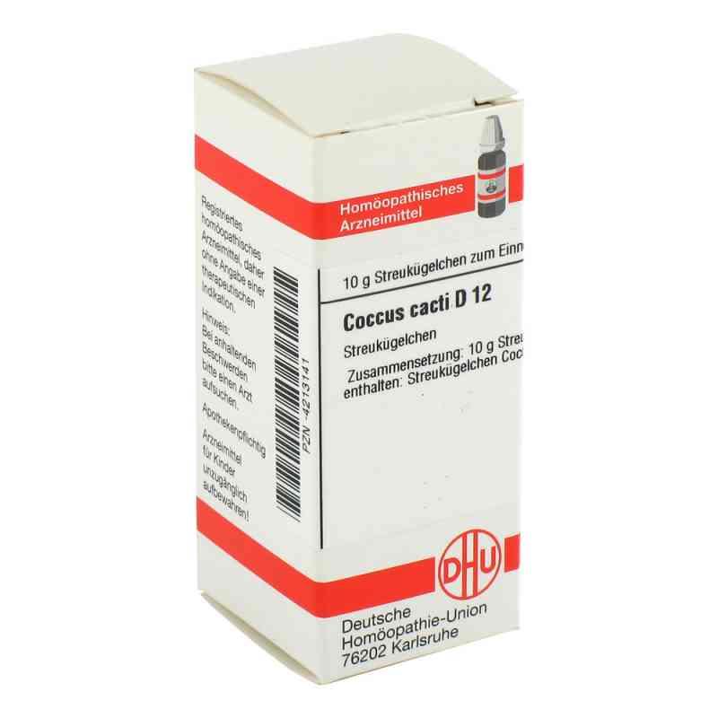 Coccus Cacti D 12 Globuli  zamów na apo-discounter.pl