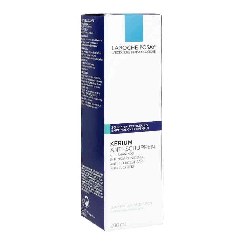 La Roche Posay Kerium szampon przeciw łupieżowi tłustemu  zamów na apo-discounter.pl
