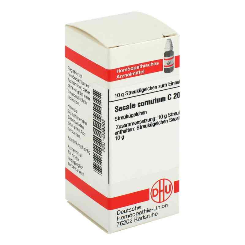 Secale Cornutum C 200 Globuli  zamów na apo-discounter.pl