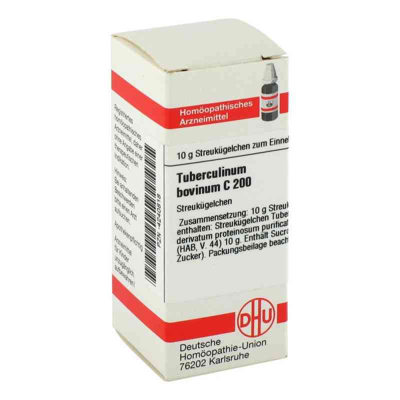 Tuberculinum Bovinum C 200 globulki zamów na apo-discounter.pl