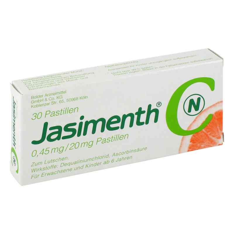 Jasimenth C N Pastillen zamów na apo-discounter.pl