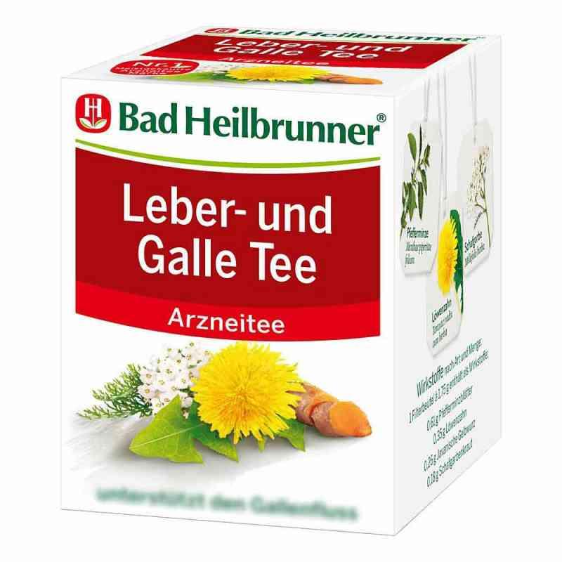 Bad Heilbrunner herbatka wspomagająca pracę wątroby zamów na apo-discounter.pl