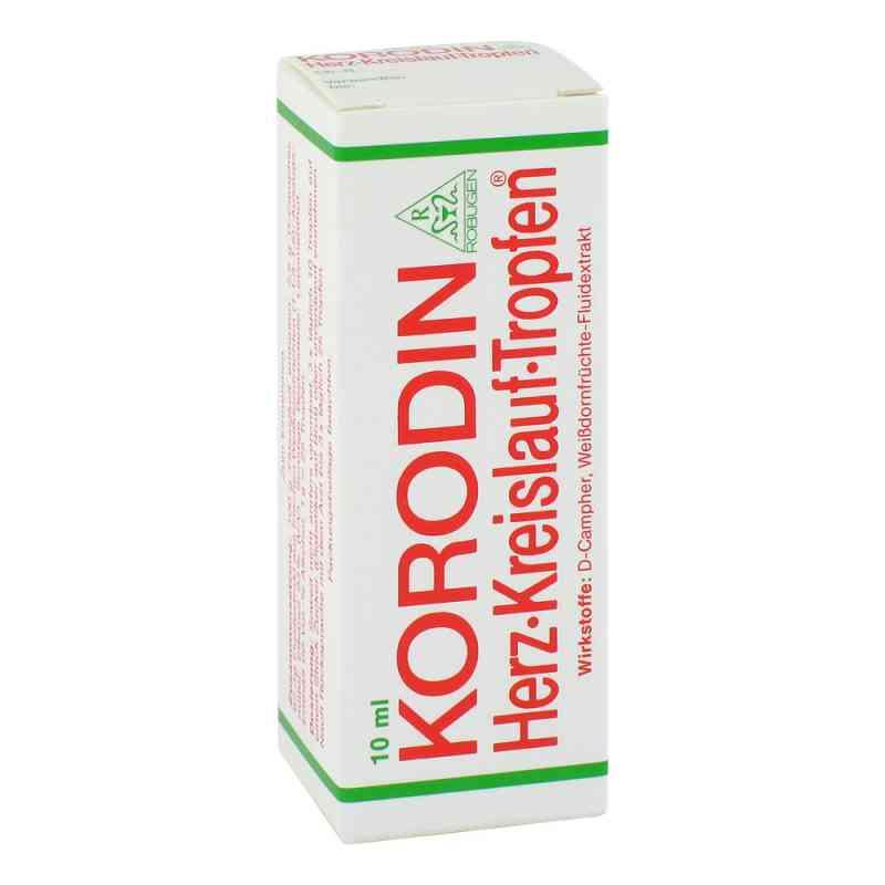 Korodin Herz Kreislauf Tropfen  zamów na apo-discounter.pl