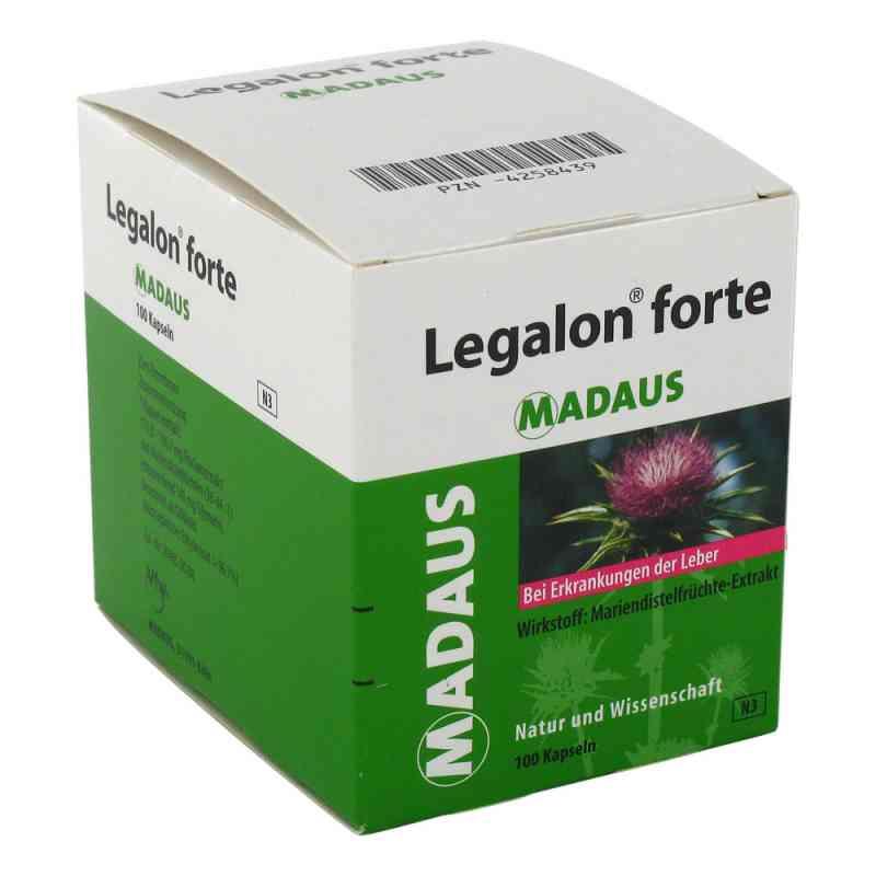 Legalon forte Madaus kapsułki zamów na apo-discounter.pl