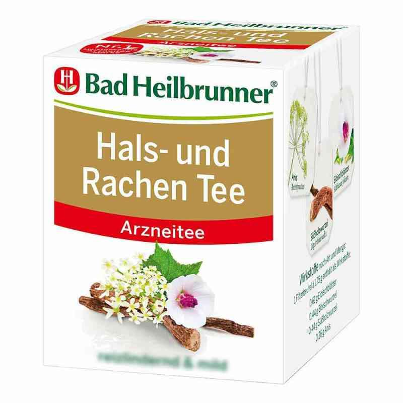Bad Heilbrunner herbata na górne drogi oddechowe  zamów na apo-discounter.pl