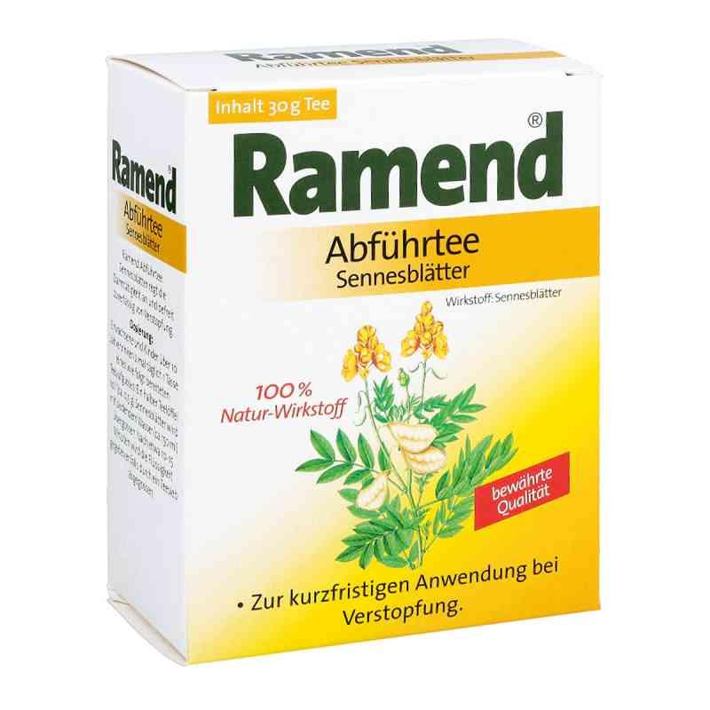 Ramend Abfuehrtee Sennesblaetter  zamów na apo-discounter.pl