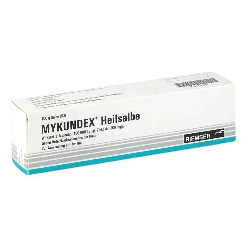 Mykundex Heilsalbe  zamów na apo-discounter.pl
