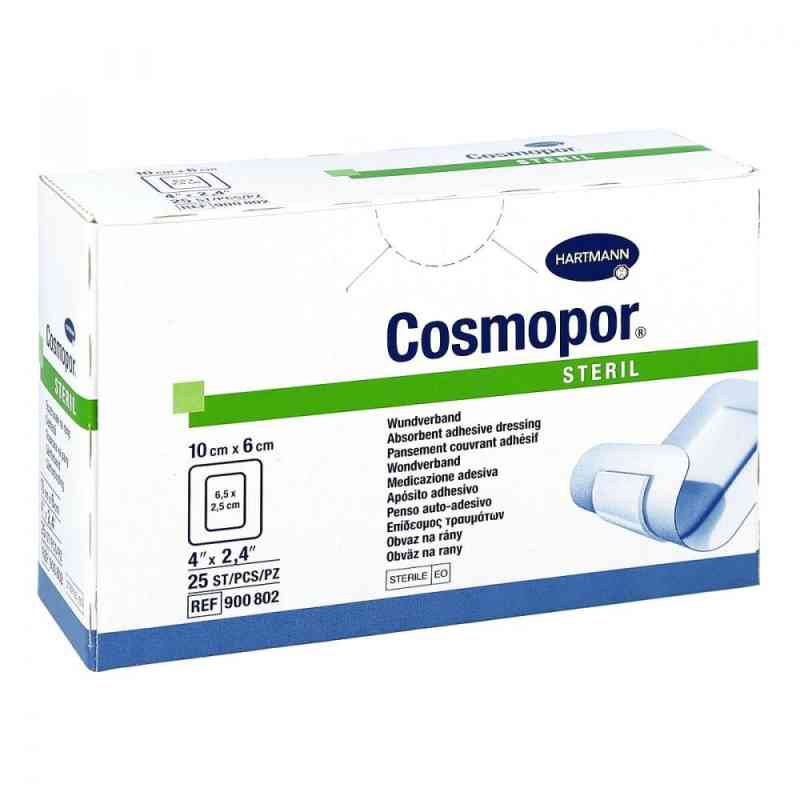 Cosmopor steril 10x6cm  zamów na apo-discounter.pl