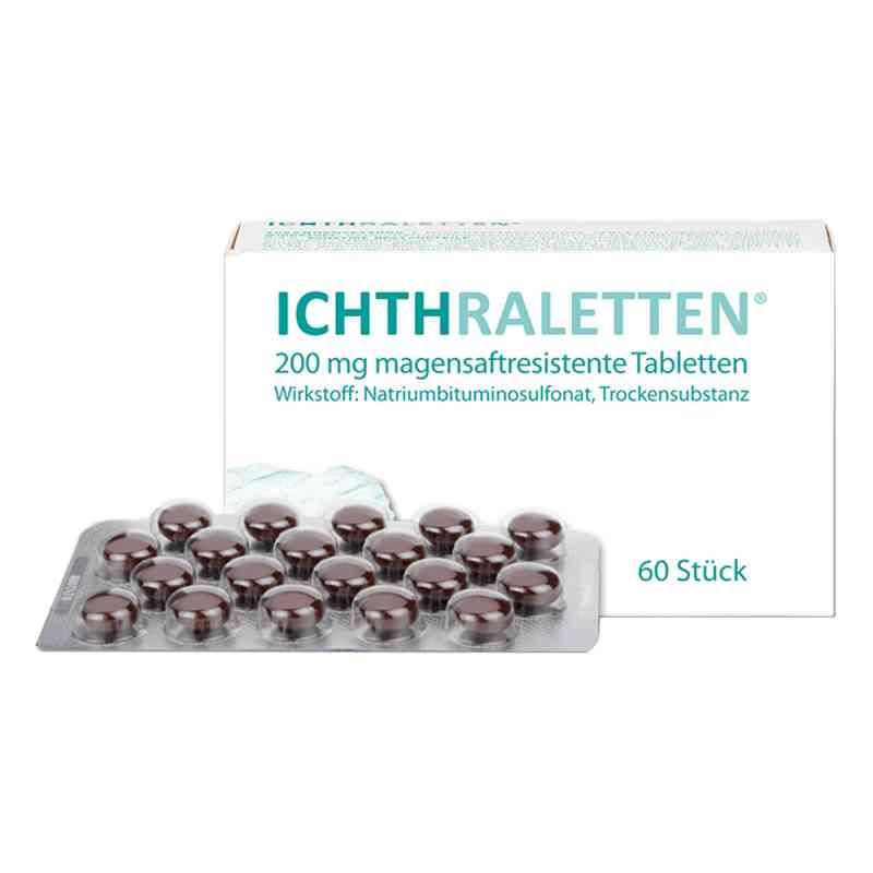 Ichthraletten Tabl. magensaftr.  zamów na apo-discounter.pl