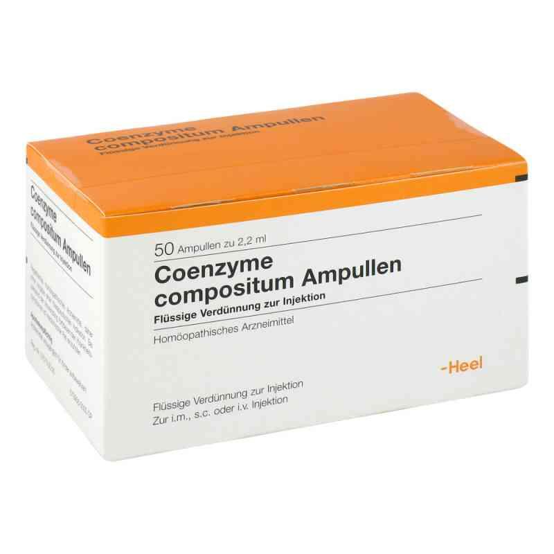 Coenzyme compositum ampułki   zamów na apo-discounter.pl