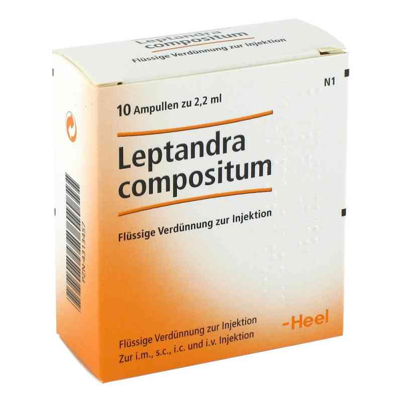 Leptandra Comp. Amp.  zamów na apo-discounter.pl