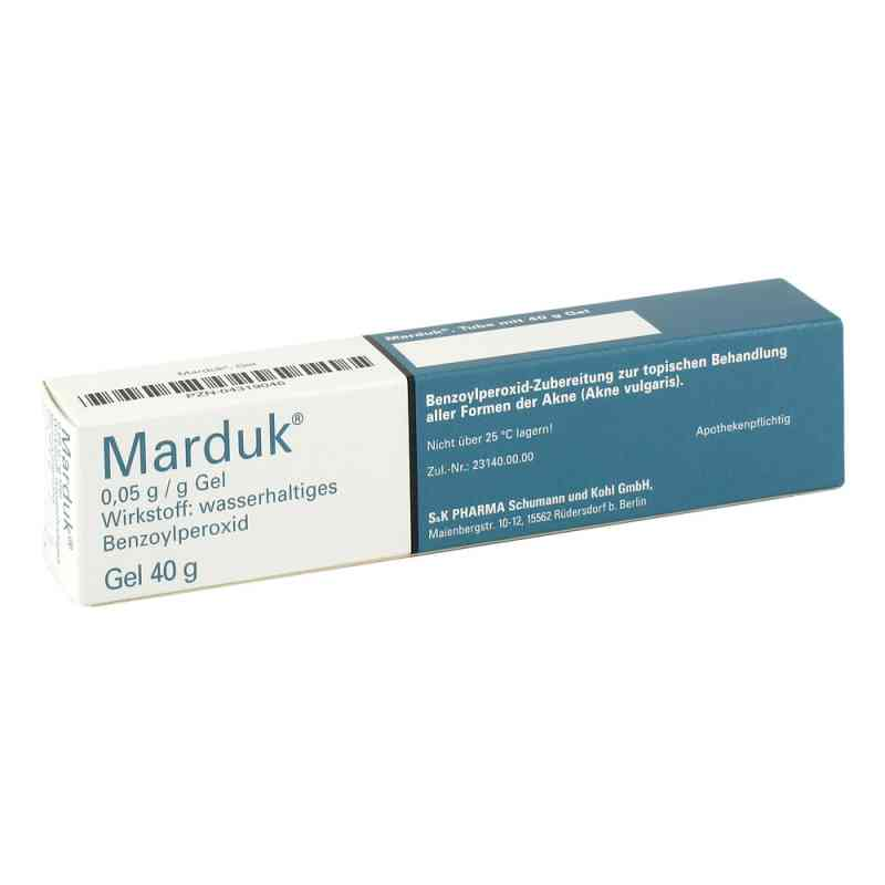 Marduk farblos Gel  zamów na apo-discounter.pl