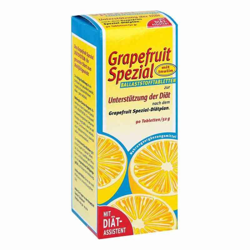 Grapefruit Spezial Diaetsystem tabletki do żucia  zamów na apo-discounter.pl