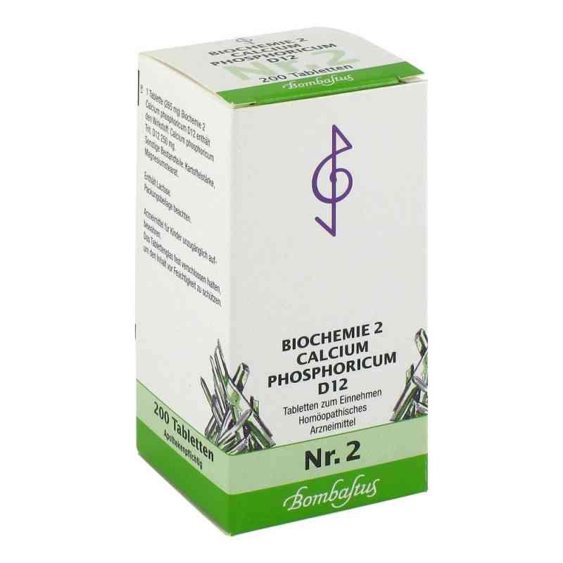 Biochemie 2 Calcium phosphoricum D 12 Tabl.  zamów na apo-discounter.pl