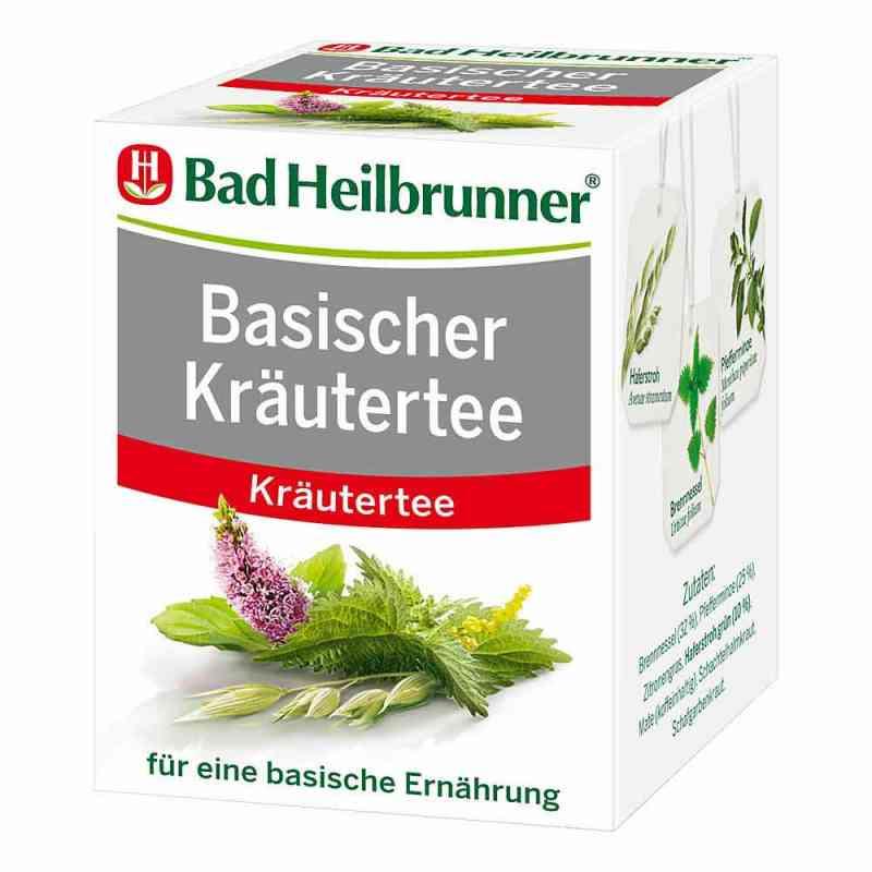 Bad Heilbrunner alkaliczna herbata ziołowa zamów na apo-discounter.pl