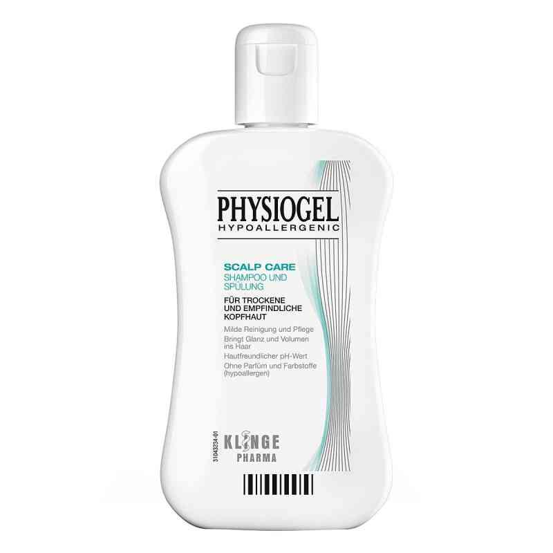 Physiogel Scalp Care szampon  zamów na apo-discounter.pl