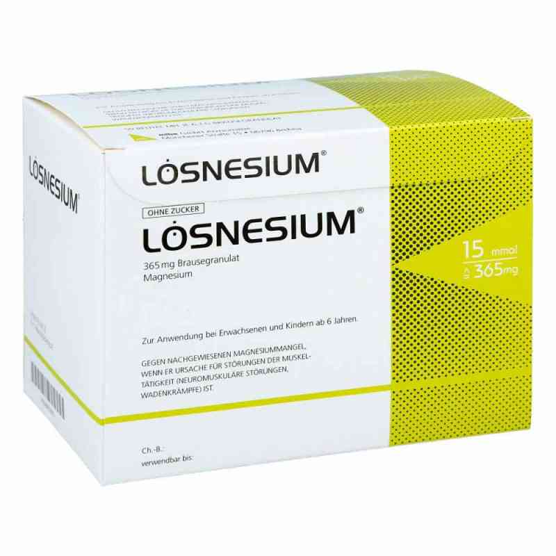 Loesnesium Brausegranulat Btl. zamów na apo-discounter.pl