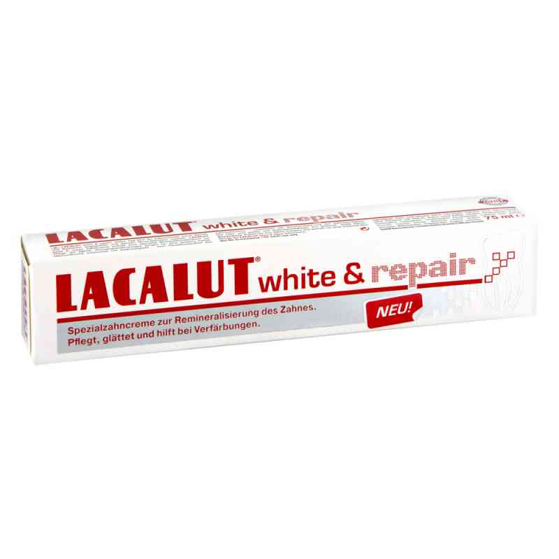 Lacalut white & repair Zahncreme zamów na apo-discounter.pl