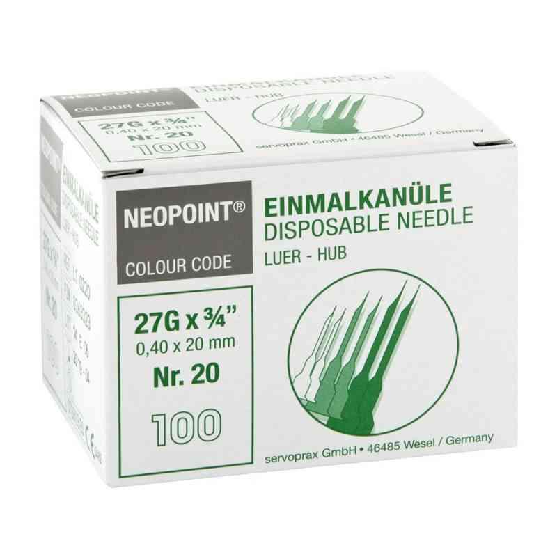 Kanuelen Neopoint 20 0,40x20  zamów na apo-discounter.pl