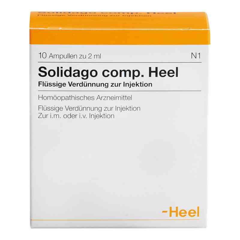 Heel Solidago Comp.  Ampułki   zamów na apo-discounter.pl