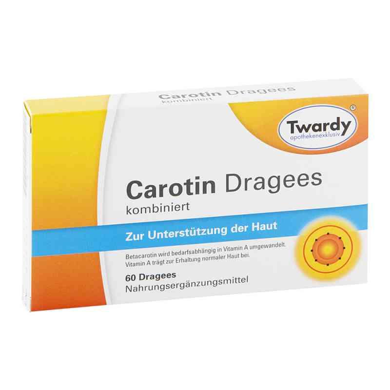 Carotin drażetki z beta-karotenem  zamów na apo-discounter.pl