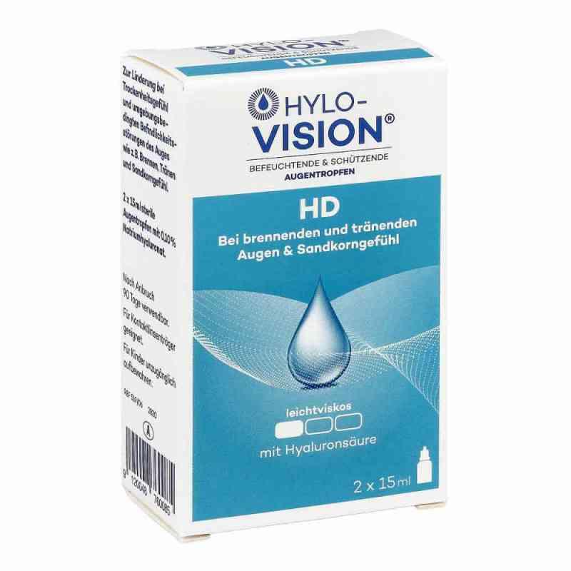 Hylo Vision Hd krople do oczu  zamów na apo-discounter.pl