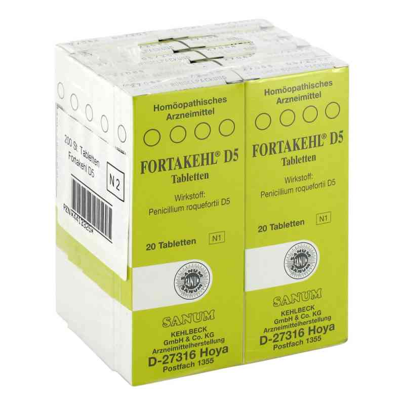 Fortakehl D 5 Tabl.  zamów na apo-discounter.pl