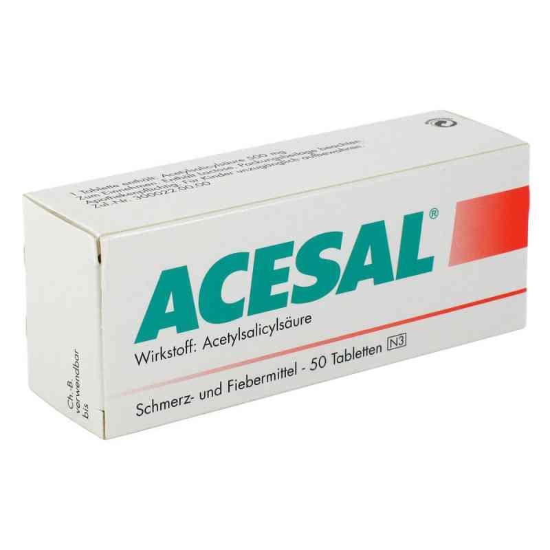 Acesal Tabl.  zamów na apo-discounter.pl