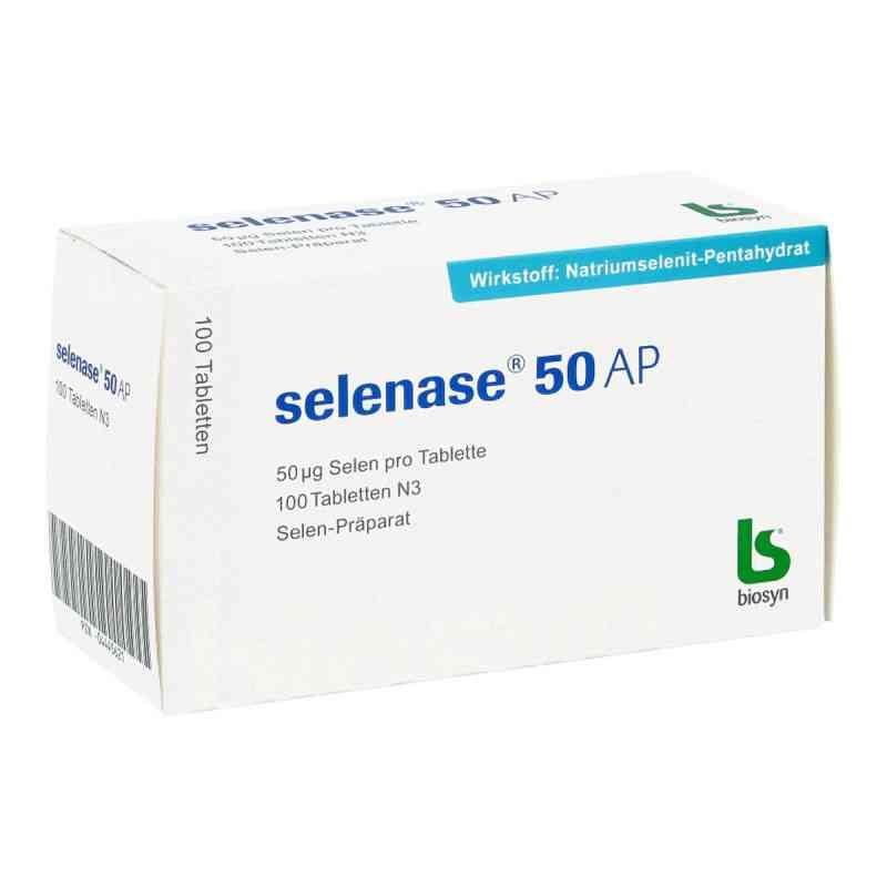 Selenase 50 Ap Tabl. zamów na apo-discounter.pl