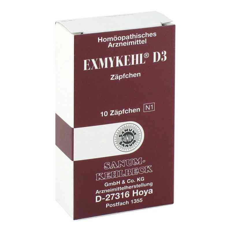 Exmykehl D 3 Suppos.  zamów na apo-discounter.pl