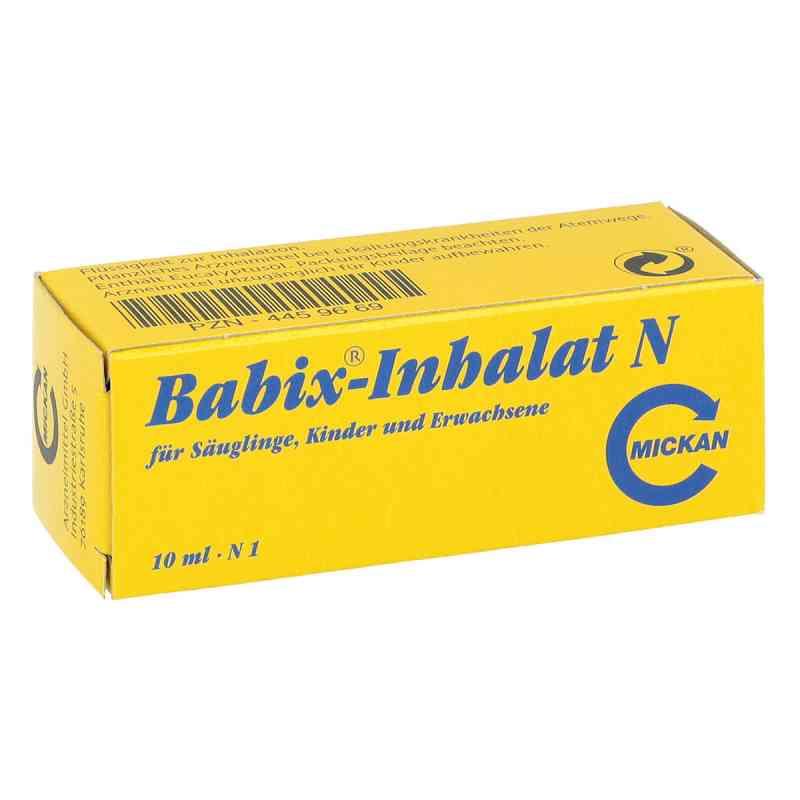 Babix olejek do inhalacji  zamów na apo-discounter.pl