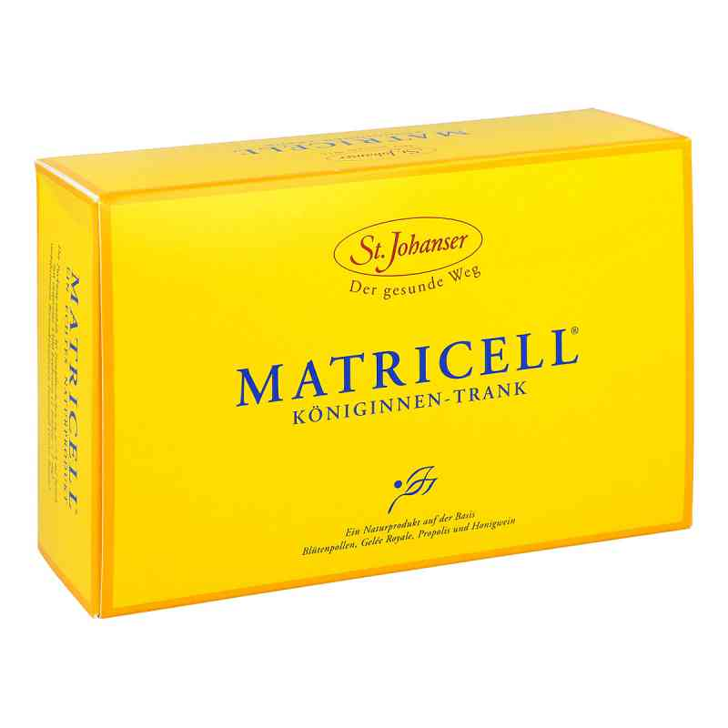 Matricell Koeniginnen ampułki do picia  zamów na apo-discounter.pl