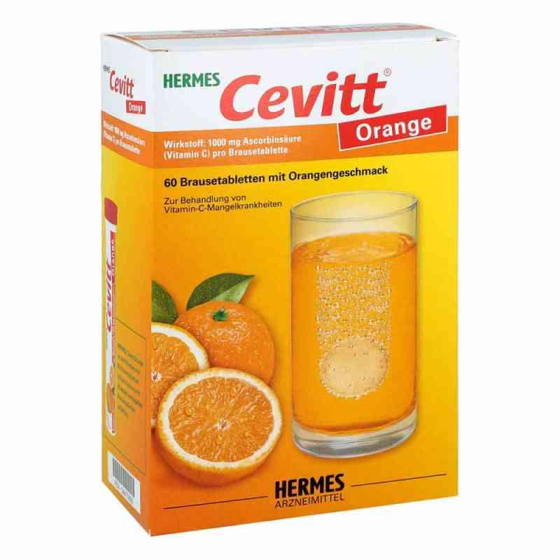 Hermes Cevitt Orange Brausetabletten  zamów na apo-discounter.pl