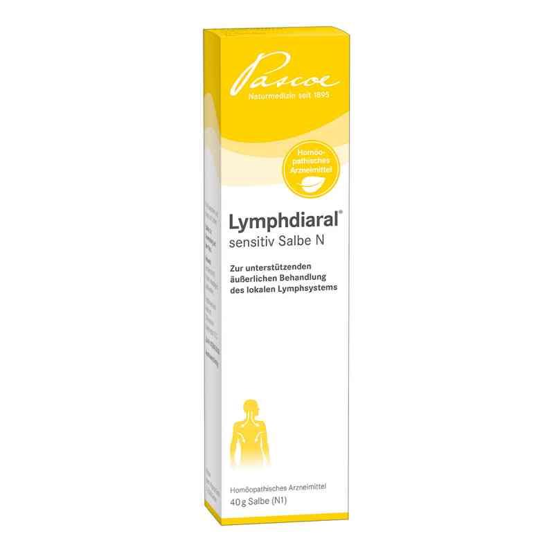 Lymphdiaral Sensitiv Salbe N  zamów na apo-discounter.pl