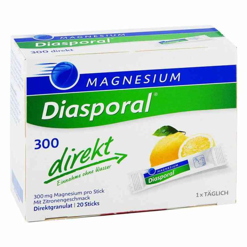 Magnesium Diasporal 300 direkt Magnez granulat  zamów na apo-discounter.pl