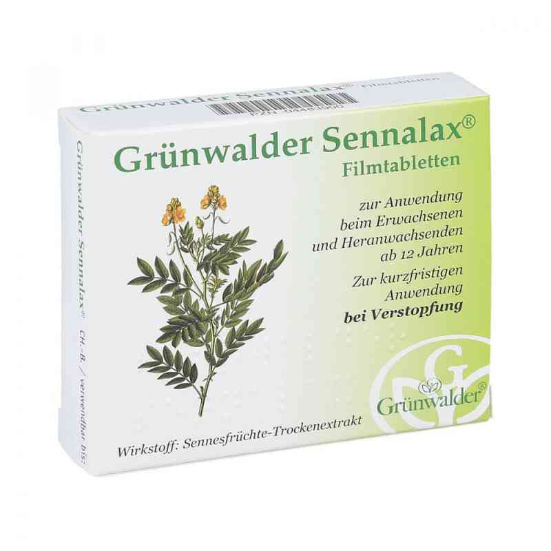 Gruenwalder Sennalax Filmtabl.  zamów na apo-discounter.pl