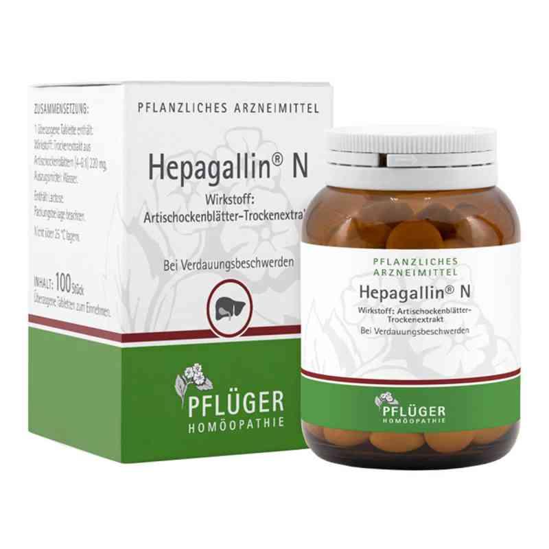 Hepagallin N drażetki zamów na apo-discounter.pl