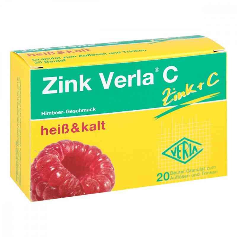 Cynk Verla C granulat  zamów na apo-discounter.pl