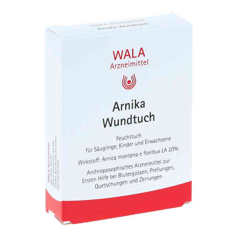 Wala Arnika chusteczka na rany  zamów na apo-discounter.pl