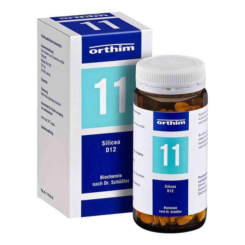 Biochemie Orthim 11 Silicea D 12 Tabl. zamów na apo-discounter.pl