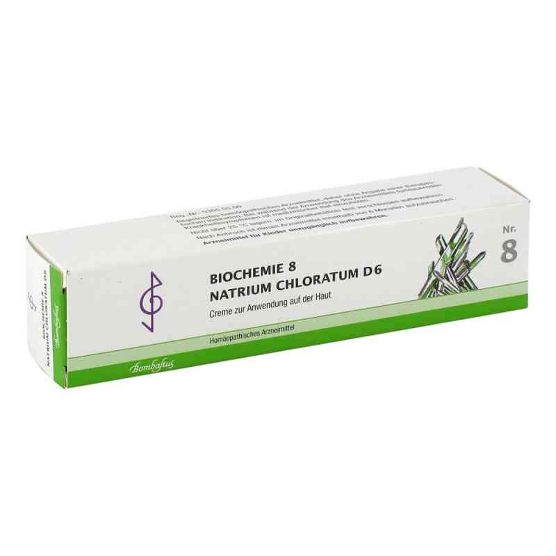 Biochemie 8 Natrium chloratum D 6 Creme  zamów na apo-discounter.pl
