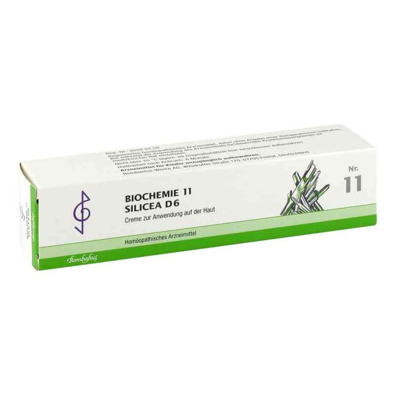 Biochemie 11 Silicea D 6 Creme zamów na apo-discounter.pl